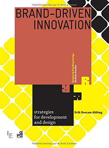 Mgmt-modul (Brand-Driven Innovation: Strategies for Development and Design (Required Reading Range Module Reader))