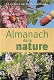 Image de Almanach de la nature 2003-2004 : La Nature au fil des saisons