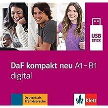 DAF KOMPAKT NEU A1-B1 DIGITAL USB STICK