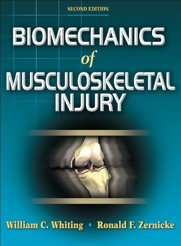 Biomechanics of Musculoskeletal Injury - 2nd Edition
