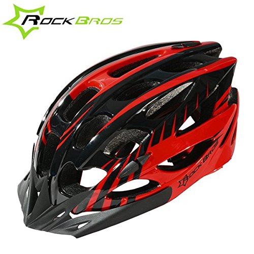 Bazaar Rockbros Ultralight integralmente stampate equitazione casco