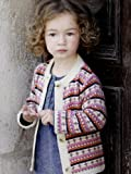 Fairisle knitted cardigan Multicolour 3/6 MNTHS