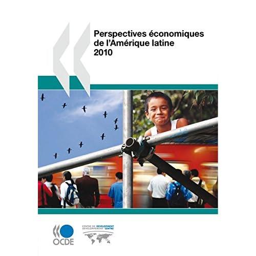 Perspectives économiques de l'Amérique latine 2010 (ECONOMIE)
