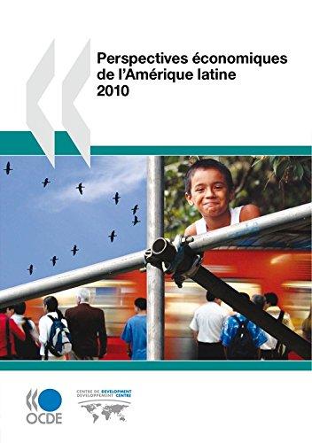 Perspectives économiques de l'Amérique latine 2010 (ECONOMIE) par Collectif