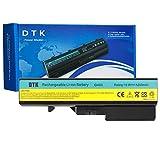 Dtk® Ultra Hochleistung Notebook Laptop Batterie Li-ion Akku für Lenovo B470 G460 G460A G560 Ideapad V360 V370 V470 Z460 Z465 Z560 Z565 L09N6Y02 L10M6F21 L10P6F21 LO9L6Y02 121001095 57Y6454 L09C6Y02 121001094 [10.8V 4400MAH 6CELLS]