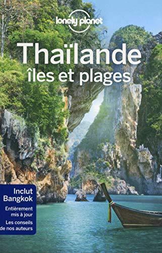 Thaïlande : Iles et plages (1Plan détachable)