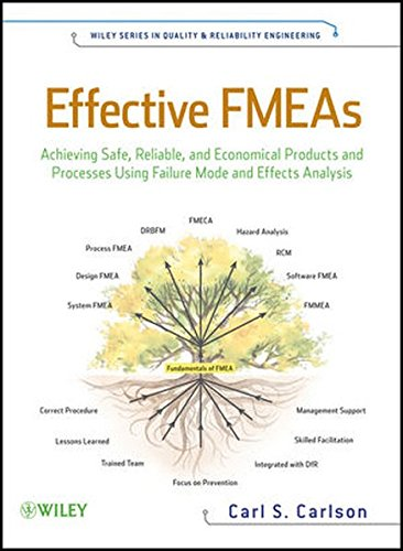 Effective FMEAs: Achieving Safe, Reliable, and Economical Products and Processes Using Failure Mode and Effects Analysis (Quality and Reliability Engineering Series)
