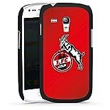 DeinDesign Samsung Galaxy S3 mini Hülle Case Handyhülle 1. FC Köln Fanartikel Fussball