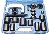 Herkules Werkzeuge Coffret Adaptateur et extracteur de Joint à rotule