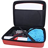 All In One Carrying Case For Osmo Creative Set, Fits Other Game Kit By Aenllosi (Red)