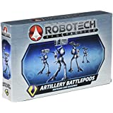 Robotech RPG Tactics: Zentraedi Armada Artillery Battlepods