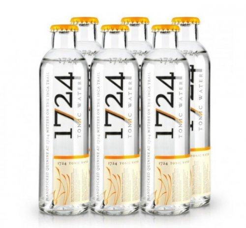 6 x 1724 Tonic Water Mixers