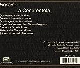 Rossini : La Cenerentola. Berganza, Bruscantini, Petri, Rossi.