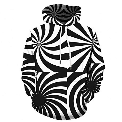 3D Hoodies MäNner Hoodie Punk Rock Kleidung Bunte Printed Sweatshirt Herren Kleidung Herbst 3D Hoodies 06 S
