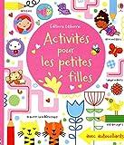 Best Livres à colorier pour les filles - Activités pour les petites filles - Activités Usborne Review