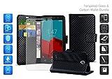 Case for HTC U11 Dual SIM (2017) - Texture Black Carbon