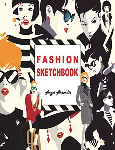 My Fashion, My Style, 196 Figure Templates for Designing Looks and Building Your Portfolio ()