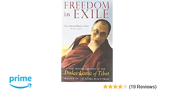 Freedom In Exile The Autobiography of the Dalai Lama of Tibet