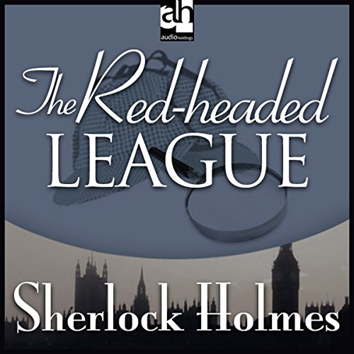 The Red-Headed League  Audiolibri