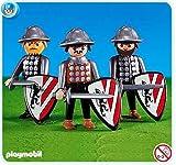 PLAYMOBIL 7664 - 3 Black Lion Knights