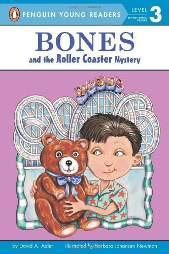Bones and the Roller Coaster Mystery by Adler, David A. (2010) Paperback