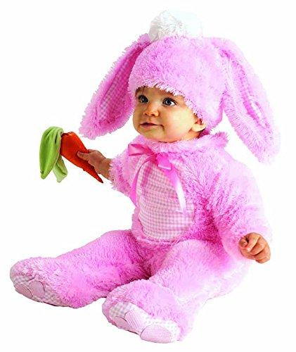 Rubie's IT885352-18/24 - Coniglietta Costume, Super Baby, Taglia 18/24 Mesi