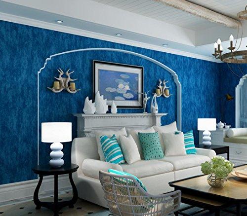 motif-3d-non-tisse-respectueux-de-lenvironnement-mediterraneen-style-retro-en-bleu-pur-fonds-decran-