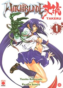 Witchblade Takeru Edition simple Tome 1