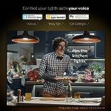 Philips Hue White Personal Wireless Lighting LED B22 1 x 9 W  Bayonet Cap Light Bulb,  [Apple Homekit Enabled] Works with Philips Hue