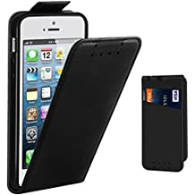 Coque iPhone 5, Coque iPhone 5S, Coque iPhone SE,Supad Etui à rabat 987179f1fdd