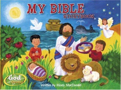 My Bible Storybook Godcounts Series
