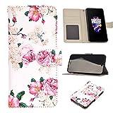 MagicSky OnePlus 5 Case, OnePlus 5 Wallet Case Folio Flip