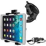 Universal KFZ-Halterung für iPad Mini / Mini 2 / Mini 3 / Mini 4 inkl. KFZ-Ladekabel