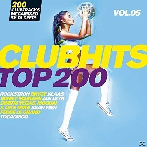 Clubhits Top 200 Vol.5