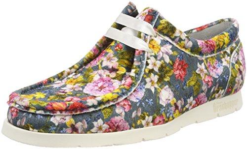 Sioux Damen Grash-d172-29 Sneaker, Mehrfarbig (Lagoon-Multi), 38 EU (5 UK)