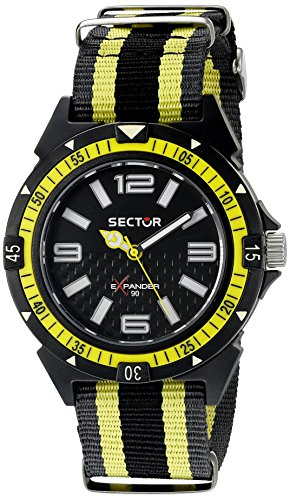 Sector No Limits Expander 90 R3251197027 - Orologio da Polso Uomo