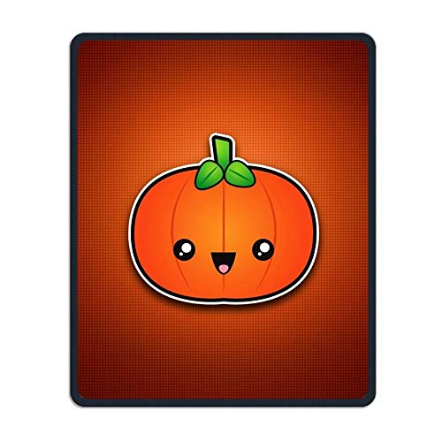 ASKSSD Non-Slip Mouse Pad Rectangle Rubber Mousepad Halloween Pumpkin Print Gaming Mouse Pad