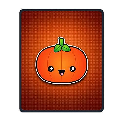 e Pad Rectangle Rubber Mousepad Halloween Pumpkin Print Gaming Mouse Pad ()