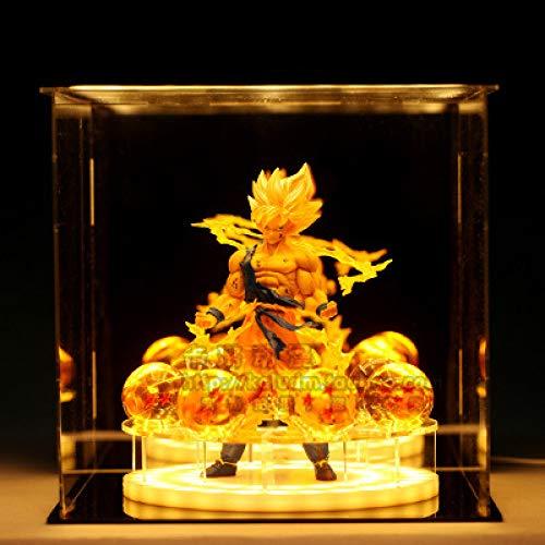 Festival Ausrüstung, Hauptdekoration,Dragon Ball Handgemachte Wunschdrache Super Saiyan Goku, verwundete Goku