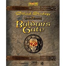 Baldur's Gate Official Strategy Guide (Bradygames Strategy Guides) by William H. Keith Jr. (1998-12-23)