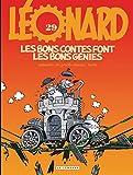 """Afficher """"Léonard n° 29 Les Bons contes font les bons génies"""""""
