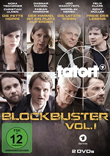 Tatort - Blockbuster Vol. 1 (2 DVDs)