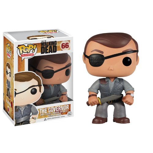 Funko [UK-Import] The Walking Dead The Governor Pop! Vinyl Figure (Walking The Governor Dead)
