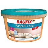 Baufix Pastell Color Farbe Wandfarbe 5 L Orange