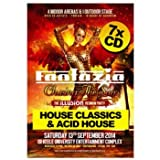 Fantazia Chasing The Sun 2014 Classics and Acid House - 7xCD Pack