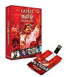 #10: Music Card: Tamil Smash Hits - 320 kbps MP3 Audio (4 GB)