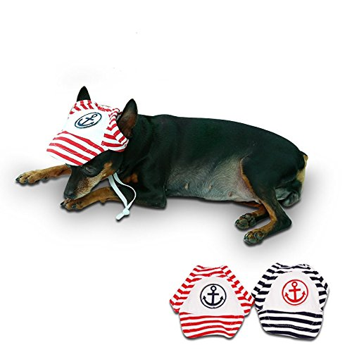 entierement-2-x-raye-ancre-dog-baseball-a-visiere-casquette-chapeau-cat-pet-summer-sport-core-bonnet