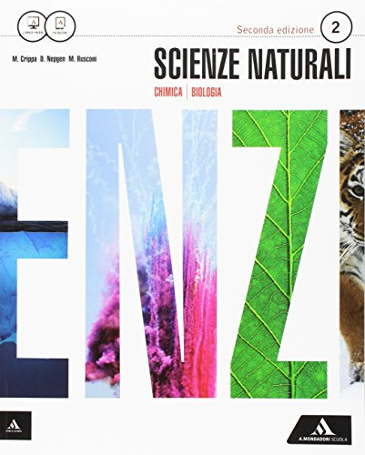 Scienze naturali. Per i Licei. Con e-book. Con espansione online: 2