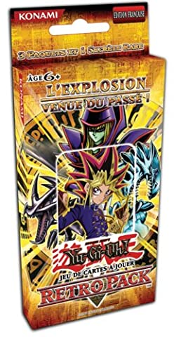 Upper Deck - Jeu de Cartes à Collectionner - Yu-Gi-Ho!