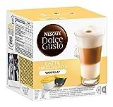 Nescafé - Dolce Gusto Latte Macchiato Vanilla 16St